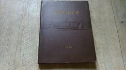 Tbilissi Géorgie 1958 Photos Livre En Cyrillique Union Soviétique - Livres, BD, Revues