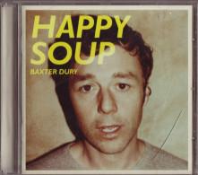 Baxter DURY (le Fils à Ian) « Happy Soup » (EMI 2011) Bon - Musik & Instrumente
