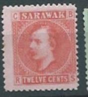 Sarawak  Yvert N°7 (*)  Gomme Altérée - Ai20418 - Sarawak (...-1963)