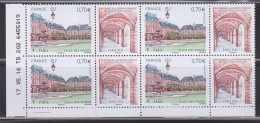 = Place Des Vosges Congrès Fédération Française Philatélie Paris Coin Daté 17.05.16 TD 202 N°5055 Bloc De 4 Neufs - 2010-....