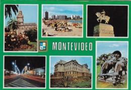 Uruguay Montevideo Multi View