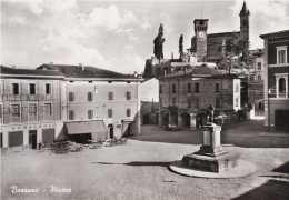 Saluti Da BAZZANO, VALSAMOGGIA, BOLOGNA - Piazza Garibaldi - Fg - Bologna