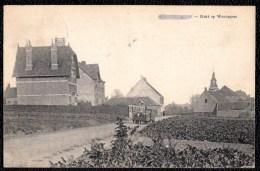 ZEER ZELDZAAM - WANNEGEM ( Oudenaarde ) - Zicht Op ! Desaix 1925 - Oudenaarde