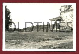PORTUGAL - MONTEMOR O VELHO - VISTA PARA O CASTELO - 1960 REAL PHOTO - Photographs