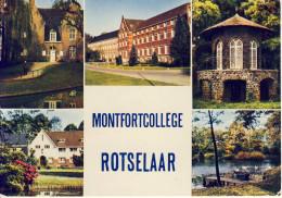 Rotselaar (meerzicht) Montfortcollege - Rotselaar