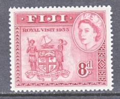 FIJI  155     **   ARMS - Fiji (...-1970)