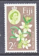 FIJI  184     *   FLOWERS   ORCHIDS - Fiji (...-1970)