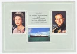 FIJI  476   **   ROYAL  VISIT - Fiji (1970-...)