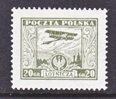 POLAND  C7  *   AERO - Unused Stamps