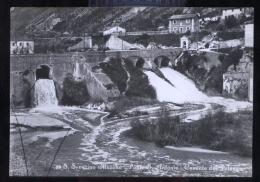 SAN SEVERINO MARCHE - MACERATA - 1957 - PONTE S.ANTONIO - CASCATE DEL PèOTENZA - Macerata