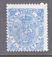 CUBA  T 25   **   TELEGRAPH - Unused Stamps