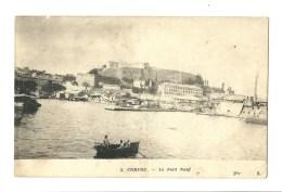 Corfou - Le Fort Neuf - Barque - Grèce