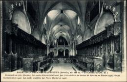 Cp Saint Jean De Maurienne Savoie, La Cathédrale, Kathedrale Von Innen - Autres Communes