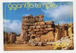 MALTA - AK 273013 Gozo - Gigantija Temples - Malta