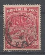 British Guiana 1934. Scott #212 (U) Gold Mining - Guayana Británica (...-1966)
