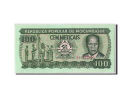Mozambique, 100 Meticais, 1989, 1989-06-16, KM:130c, NEUF - Mozambique