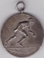 Médaille I. Sieger 100 M Lauf V.F.K. Werne - Autres Collections