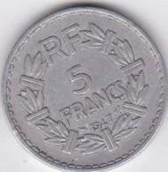 Pièce 5 Francs 1947 - J. 5 Francs