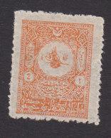 Turkey, Scott #114, Mint No Gum, Tughra, Issued 1901 - Ungebraucht