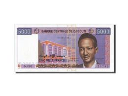 Djibouti, 5000 Francs, 2002, KM:44, NEUF - Djibouti