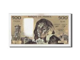 France, 500 Francs Pascal, KM:156d, Fayette:71.19, 07-06-1979, TTB+ - 1962-1997 ''Francs''