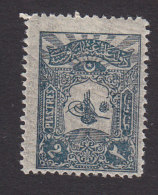 Turkey, Scott #122, Mint Hinged, Tughra, Issued 1905 - Nuovi