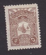 Turkey, Scott #124, Mint Hinged, Tughra, Issued 1905 - Ungebraucht