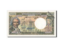 Nouvelle-Calédonie, 5000 Francs, 1971, SPECIMEN, KM:65s, NEUF - Nouméa (New Caledonia 1873-1985)
