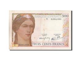 France, 300 Francs, 300 F 1938-1939, 1938, 1938-11-24, KM:87r, TTB, Fayette:29.3 - 1871-1952 Antiguos Francos Circulantes En El XX Siglo