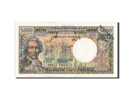Nouvelle-Calédonie, 5000 Francs, 1975, SPECIMEN, KM:65s, NEUF - Nouvelle-Calédonie 1873-1985