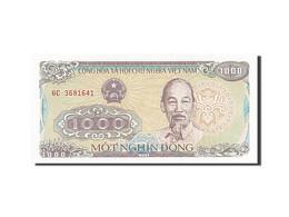 Viet Nam, 1000 Dong, 1988-1991, 1988, KM:106a, NEUF - Vietnam