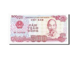 Viet Nam, 500 Dong, 1988-1991, 1988, KM:101a, NEUF - Vietnam