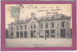 39.- DOLE .- La Gare - Dole