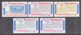HAITI  696, C 434-7    **    U.S.  BICENTENNIAL - Unabhängigkeit USA