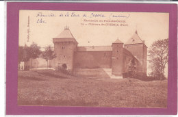 39.-  Excursion En Franche-Comté  - CHATEAU DE CRESSIA - France