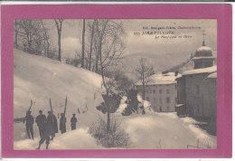 39.- JURA TOURISTE .- Le Haut Jura En Hiver - Morez