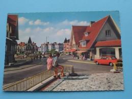 Blik Op Het Centrum - Koningsweg ( Kruger ) Anno 19?? ( Zie Foto´s Voor Detail ) ! - De Haan