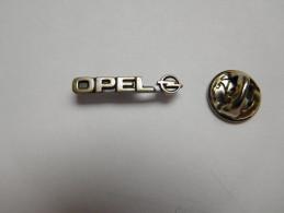 Beau Pin's , Auto Opel - Opel