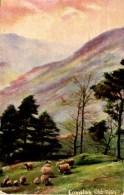 MISCELLANEOUS ART - CONISTON OLD MAN Art260 - Cumberland/ Westmorland