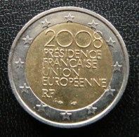 France  -  Frankrijk      2 EURO 2008       Speciale Uitgave - Commemorative - Frankreich