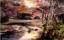 MISCELLANEOUS ART - BRATHAY BRIDGE Art267 - Cumberland/ Westmorland