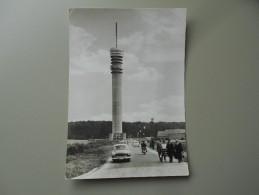 ALLEMAGNE MECKLEMBOURG POMERANIE OCCIDENTALE SCHWERIN NEUERBAUTER FERNSEHTURM MIT TURMCAFE - Schwerin
