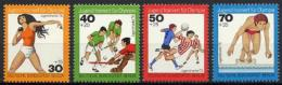 Berlin, Olympic Summer Games Montreal 1976, MNH Perforated Set, Michel 517-520 - Estate 1976: Montreal