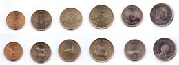 F.Y.R.O. Macedonia 6 Coins Lot 1993-2008 - Macedonia
