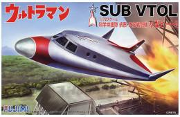 Ultraman SUB VTOL   1/72 ( Fujimi ) - SF & Robots