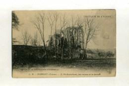 - FRANCE 89 . DIXMONT . A L'ENFOURCHURE , LES RUINES ET LA FERME . - Dixmont