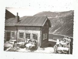 G-I-E , Cp , AUTRICHE , POCHARTSEEHÜTTE , 1950 M , Bei BADGASTEIN , 2 Scans - Autriche
