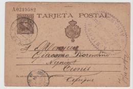 EP070  Alicante Nach Tunis 1904