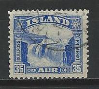 Island Mi 152 Used - 1918-1944 Administration Autonome