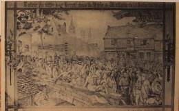 Entrée Du 223e Régiment Territ. Dans La Ville De Mehun Le 1er Juin 1915 Les Voilà ! - War 1914-18